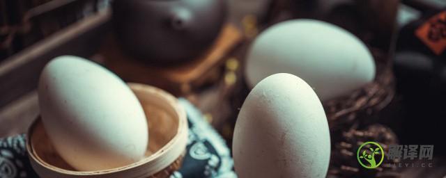 煮熟的鹅蛋怎么做好吃,煮鹅蛋怎么做好吃?